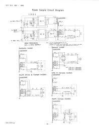 yamaha sy 1 service manual 44 power supply circuit diagram sn 1001 1395