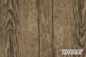 birch plank waterproof vinyl decking