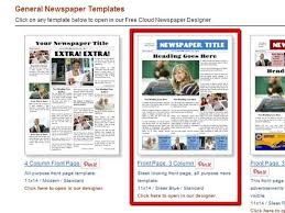 How To Make A Newspaper Template On Microsoft Word How To Create A Newspaper Template On Microsoft Word