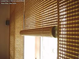 woven wood blinds natural shades bamboo blinds