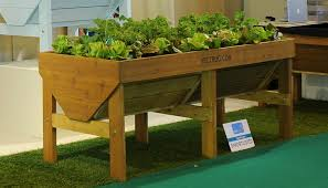 Small Picture Gardening for the Elderly and disable Raised Garden Beds