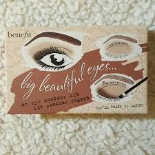 benefit cosmetics big beautiful eyes e s palette