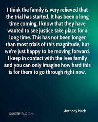 Quotes About Family Trials
