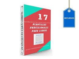 17 Plantillas Para Maquetar Libros En Formato Word Y Epub