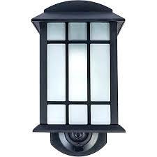 craftsman outdoor lighting craftsman outdoor light fixtures elegant craftsman smart security outdoor light 6 watts black craftsman outdoor lighting