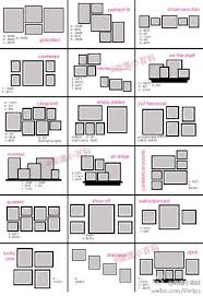 How To Decorate Large Walls  Blank Walls Solutions And Inspiration | Wall  Behind Sofa | Gallery Wall, Picture Frame Arrangements, Decor