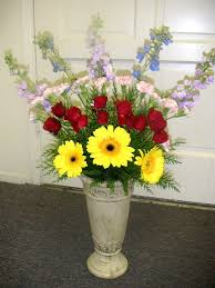 Flower Decoration Design California Academy 48