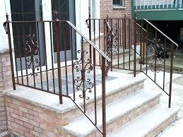 outdoor metal stair railing. Outdoor Metal Stair Railing Interior Painting Railings .