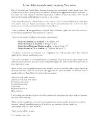 Air Force Letter Of Recommendation Custom Letter Of Recommendation Sample 48 Simple For School Counselor