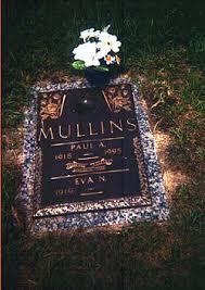 Paul Avis Mullins (1918-1995) - Find A Grave Memorial