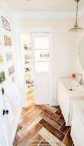 Stayin Alive DIY Bathroom Remodel Progress Heathered Nest - Kids bathroom remodel