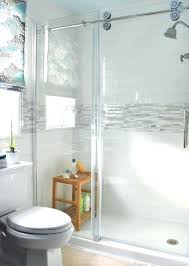 shower remodel diy small bathroom with