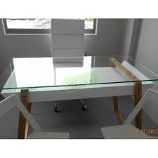 glass top office table. Office Table Glass. Photo Glass P E Top