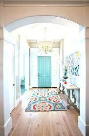 thin entryway rug jewel