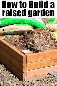 how to make a vegetable garden the