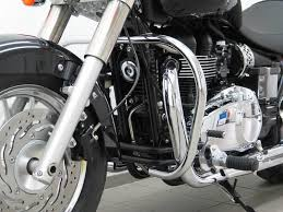 engine bars for triumph america and