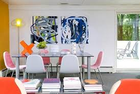 colorful dining rooms. Artistic Colorful Dining Room Rooms