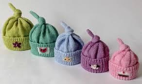Preemie Hat Knitting Pattern