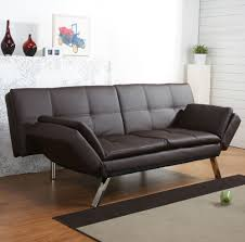 design ideas for leather futons