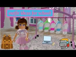 How To Create An Outfit On Roblox Videos Matching 8 Aesthetic Back To School Outfit Ideas