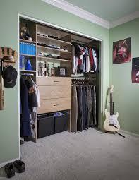 reach in closet design. Modern Candlelight Boys Reach-In Closet Reach In Design