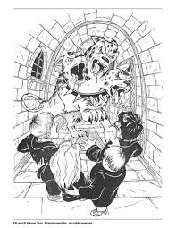 Small Picture Harry potter and 3 headed dog coloring pages Hellokidscom