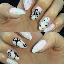 Nail Designs With Black Sharpie ~ Best ideas about sharpie nails ...