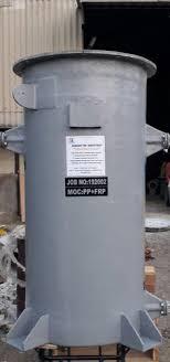Pph Frp Tank Pp Frp Chemical Storage Tank Manufacturer