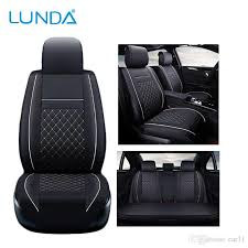 high quality car seat covers set for vw hyundai ix25 toyota rav4 auto interior accessories luxury design leather seat protector infant car seat replacement
