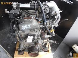 Toyota Hilux 2rz Fe and 3rz fe Engine Repair manual
