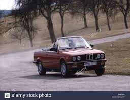 All BMW Models 1980s bmw : Car, 3er BMW convertible, model year 1985-1993, red, old car ...