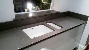 dark grey quartz countertops kitchen ideas
