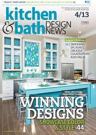Kitchen And Bath Design News Magazine Affordable  Infoburycom - Innovative kitchen and bath