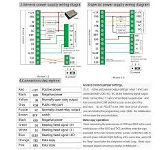 ip65 standalone touch access controller metal keypad rfid door rfid access control k2000 manual at Rfid Access Control Wiring Diagram