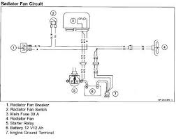 how to wire fan into ignition kawasaki atv forum you would be better off making sure the breaker and sensor are ok and just bridging the fan switch 2 a manual on off switch for when some extra is