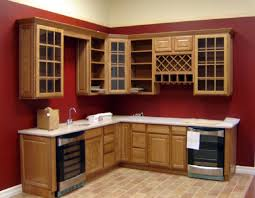 Glass Cabinet Door Styles Pantry Idea House Kitchens Mixing Cabinet