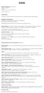Branding Resume