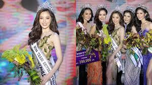 กวางตุ้ง - กฤษณพร ไตรวงศ์ Miss Trans Universe Thailand 2020 คนที่ 3 ของไทย