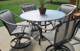 outdoor high end patio table and chairs expanded metal high end furniture patios cigars