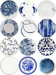Blue And White China Pattern Delectable Interior Blue White China The Registry Modern Blue And White China