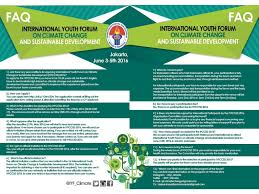 international youth forum on climate change and sustainable source iyfccsd