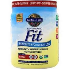 garden of life weight loss. Garden Of Life Raw Fit - High Protein For Weight Loss Coffee 16 Oz L