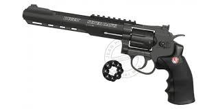 revolver soft air co2 umarex ruger super hawk noir