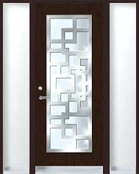 single exterior doors with glass. Plain Glass Cozy Wood Entry Doors With Glass Single Door Stainless Steel  Frame On Top Of With Single Exterior Doors Glass N