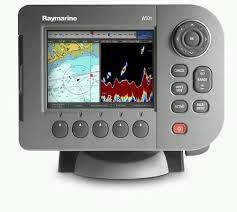 Sell Raymarine A50d Chartplotter Fishfinder 5 U S Charts