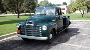 1952 Chevrolet 3600 Pickup | T129 | Chicago 2014