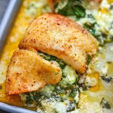 spinach stuffed flounder cooktoria