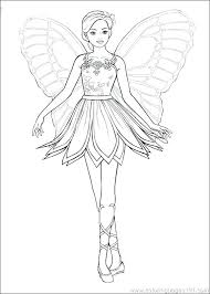 Colouring Pages Ballerina Cwoutfitters Co