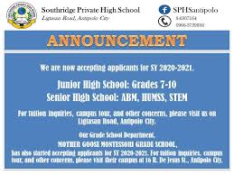 They are weird, and don't always contain the letter they represent. Southridge Private High School Posts Facebook