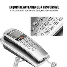mini samll telephone wall mount